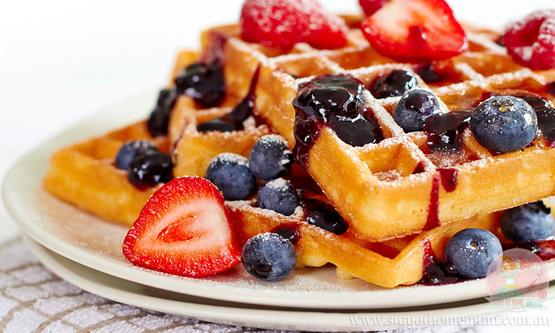Βάφλα-Pancake
