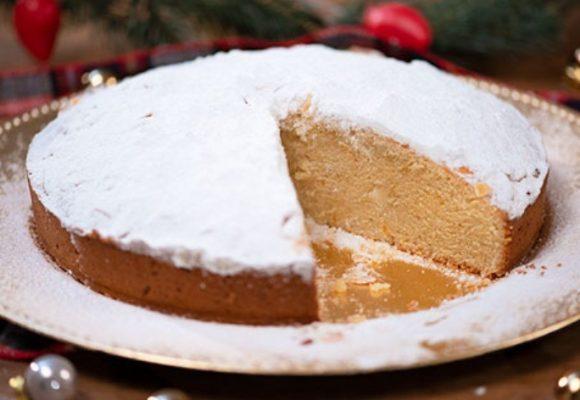 Βασιλόπιτα CREAM CAKE