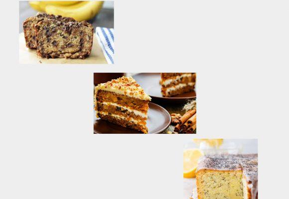 Διάφορες εφαρμογές Κέικ