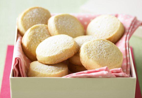 Cookies βανίλιας
