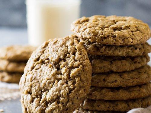 Soft Cookies Βρώμης
