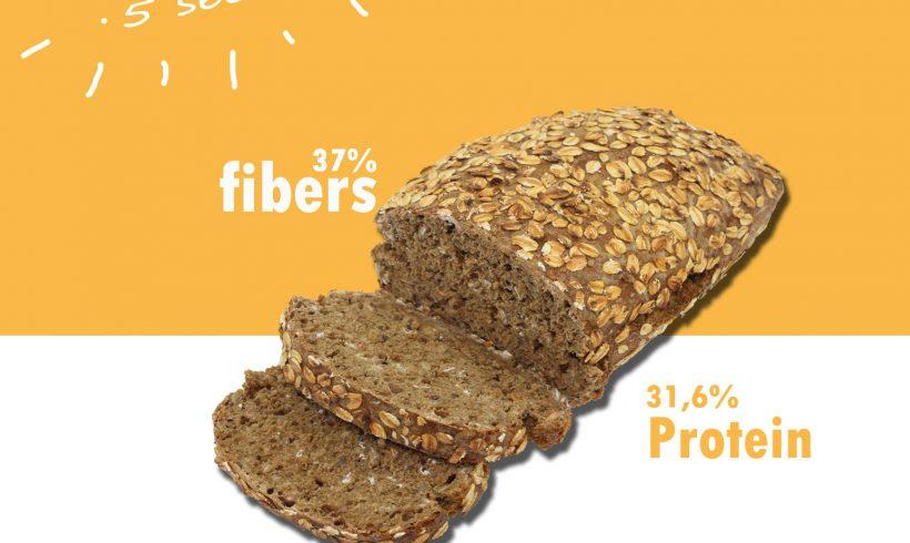 Νέο cereal bread